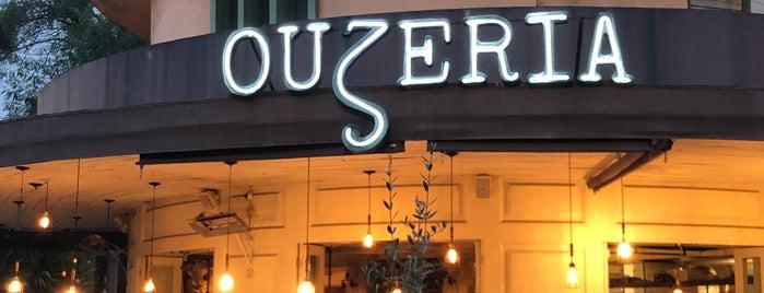 Ouzeria Mythos is one of Mis Mejores Restaurantes 🍽 Ciudad de Mexico.