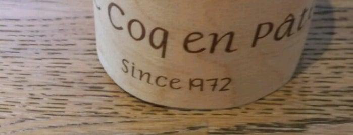 Le Coq en Pâte is one of Restaurants.