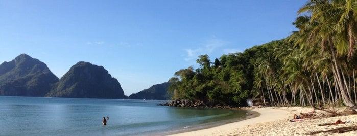 Las Cabanas is one of Filipinler-Manila ve Palawan Gezilecek Yerler.