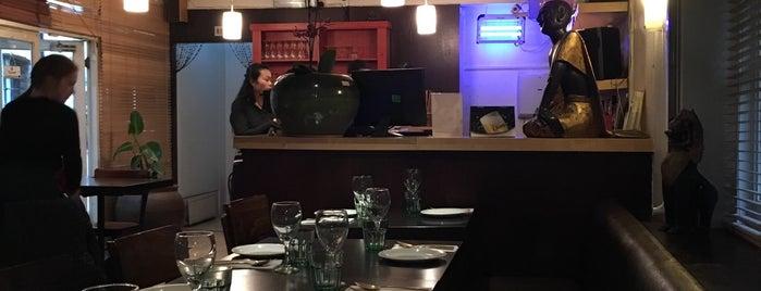 Thai Room Restaurant is one of Dinner.