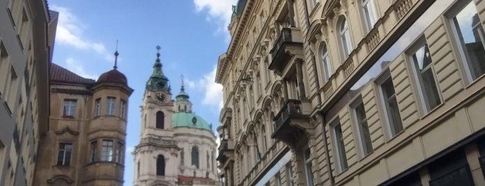 Tlustá myš is one of Prague.