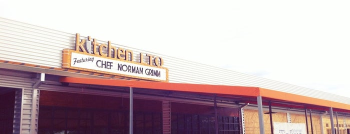 Kitchen LTO is one of Urban Eats.
