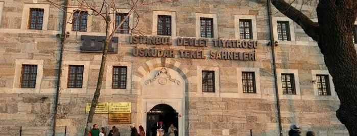 Devlet Tiyatroları Üsküdar Tekel Sahnesi is one of İstanbul.