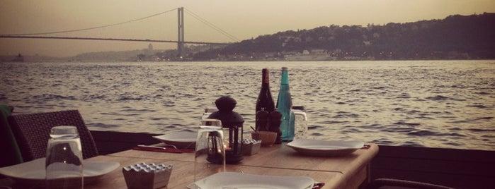 Del Mare is one of Anadolu Yakası Restoranları.