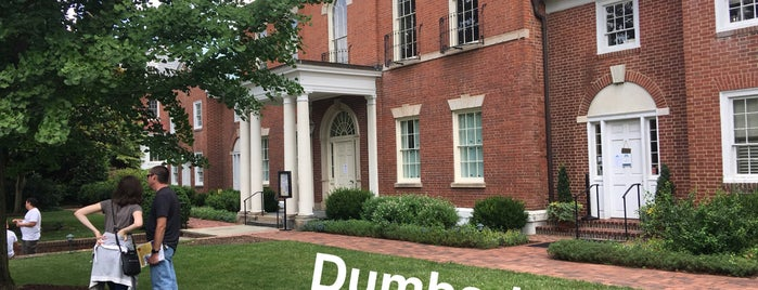 Dumbarton House is one of Members.