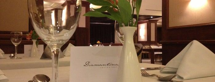 Diamantina is one of Melhores Hoteis da Capital do Brasil.