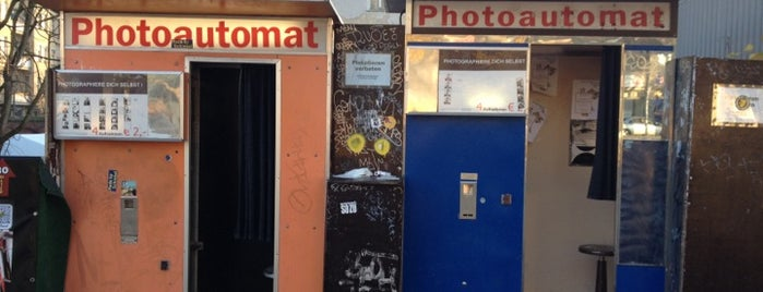 Photoautomat | Photo Booth is one of Berlin.