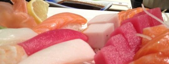 Suk Sushi is one of Bento.