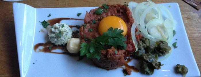 Flatschers Restaurant und Bar is one of Food & Fun - Vienna, Graz & Salzburg.