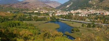 Riserva Naturale Sorgenti del Pescara is one of True Nature: parks in Abruzzo.