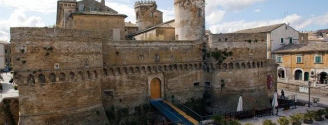 Castello Caldoresco is one of Charming Castles and Fortresses.