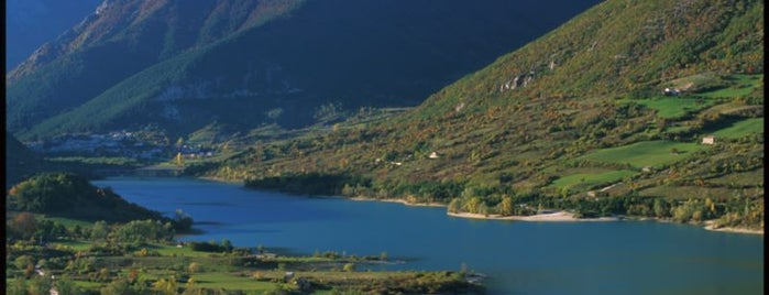 True Nature: lakes in Abruzzo