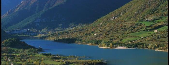 Lago di Barrea is one of True Nature: lakes in Abruzzo.