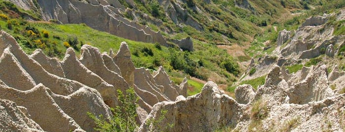 Oasi WWF - Riserva naturale dei Calanchi di Atri is one of True Nature: parks in Abruzzo.
