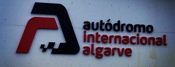 Autodromo Internacional Algarve is one of My List.