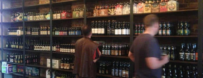 St. Gambrinus Beer Shoppe is one of Bars.