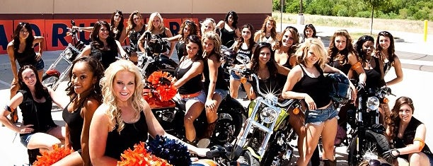 Caliente Harley Davidson is one of The 15 Best Places for Biking in San Antonio.