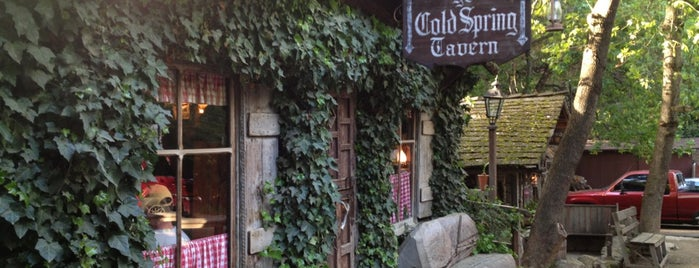 Cold Spring Tavern is one of Must See.