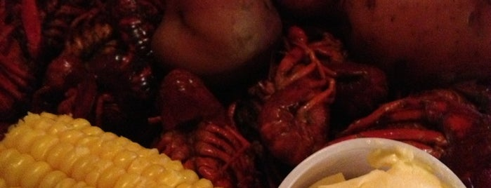 Kenner Seafood is one of NOLA.