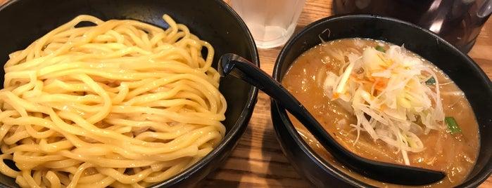 麺処 花田 上野店 is one of 御徒町 ラーメン.