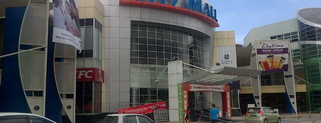 City Mall is one of Borneo.