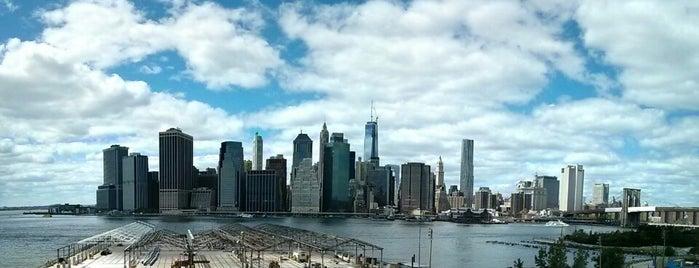 Brooklyn Heights Promenade is one of NYC.
