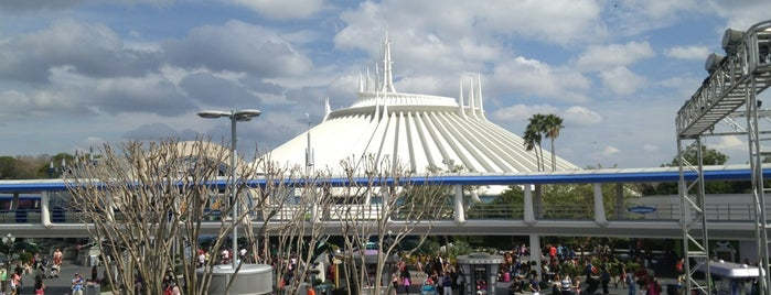 Tomorrowland Transit Authority PeopleMover is one of Walt Disney World.