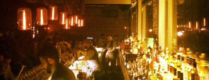 Central Station is one of The World's 50 Best Bars.
