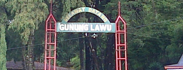 Cemoro Sewu is one of Top 10 favorites places in Ponorogo, Indonesia.