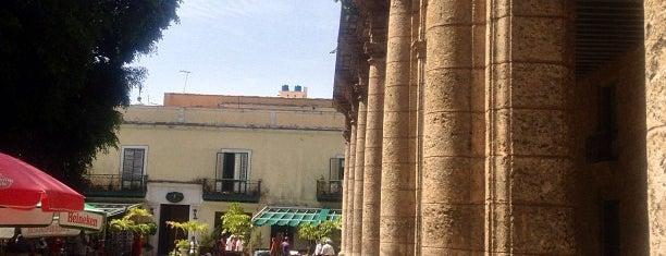 Plaza de Armas is one of Kuba.