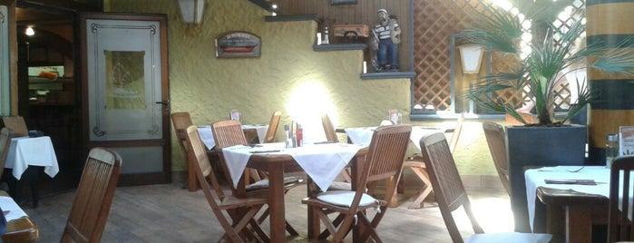 Azur - tratorija s picami is one of Restavracije.
