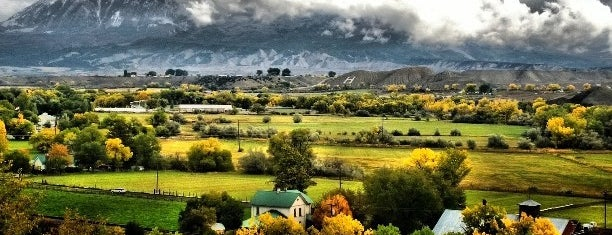 Hotchkiss, CO is one of Been there... like it.