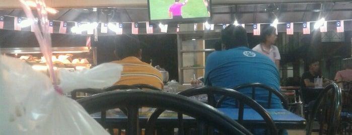 Restoran Insaf is one of makan @ KL #16.