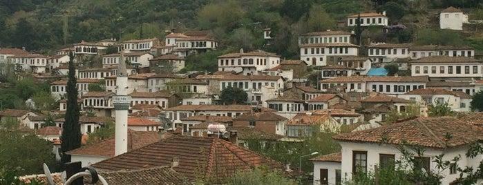 Şirince Çarşısı is one of Şirince My Home ....