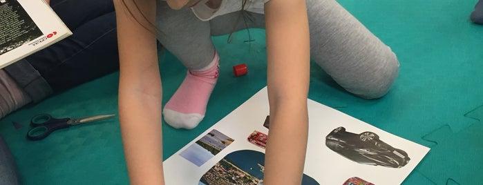 Kidness Club is one of Места для посещения с детьми СПБ.