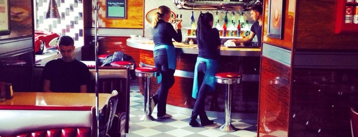 Long Island Diner & Bar is one of ;).