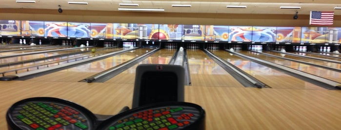 AMF Wantagh Lanes is one of Wantagh.