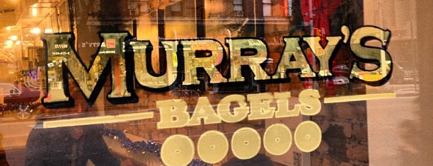 Murray's Bagels is one of NYC Alternatives to $tarbuxxx.
