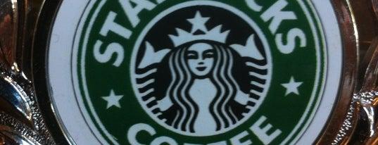 Starbucks is one of Winston Salem favorites.