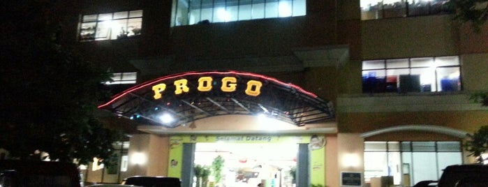 Progo is one of Visited Places in Yogyakarta :).