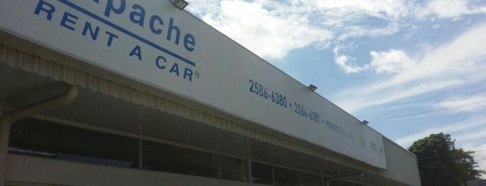 Mapache Rent A Car is one of Costa Rica.