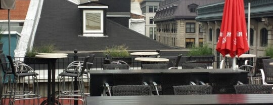 Best Terrasses In Montreal