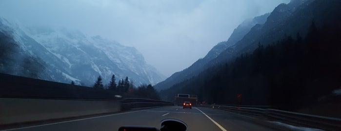 Tauern Autobahn is one of Österreich.
