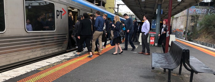 Elsternwick Station is one of Social around the world.