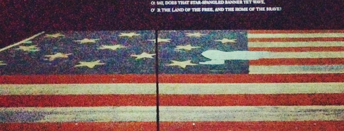 Star-Spangled Banner is one of DC Must List.