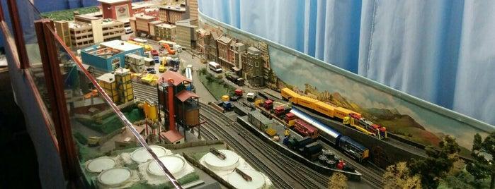 World Of Model Railways is one of Cornwall.