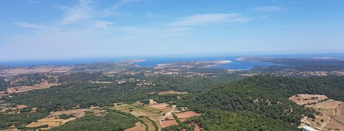 Mirador del Toro is one of Menorca.
