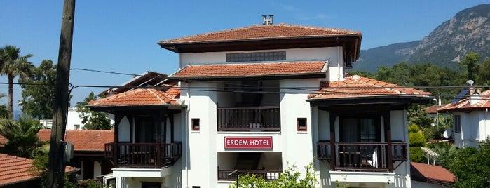 Erdem Hotel is one of SEFER 2014/ 33 GÜN.