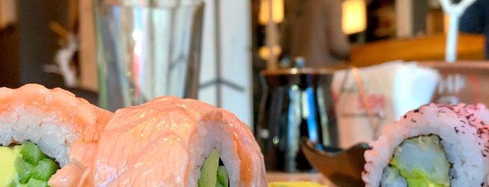 Haiku Sushi is one of nom-nom.