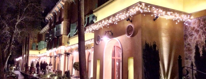 Villa Victoria is one of Restaurants.